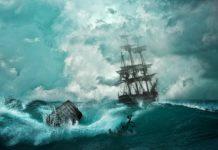Reseña de la portada de Lo que esconde la marea de María Oruña