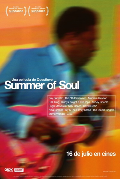 Póster de Summer of Soul