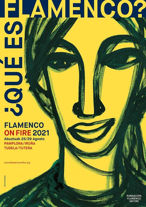 FLAMENCO ON FIRE 2021. ¿Qué es flamenco?
