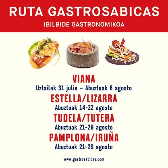 Ruta Gastrosabicas
