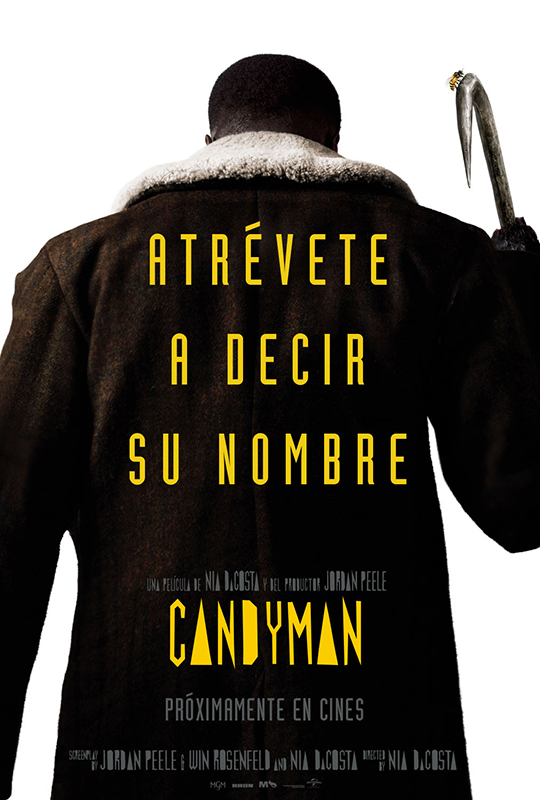 Póster de Candyman