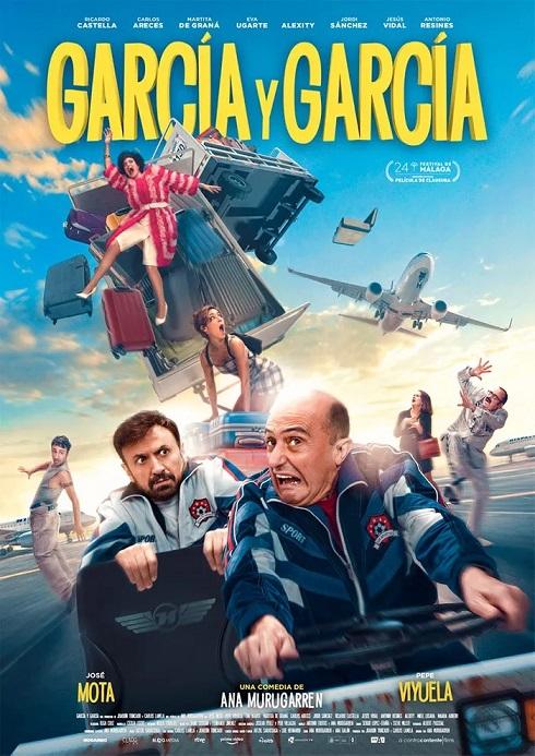 Póster de García y García