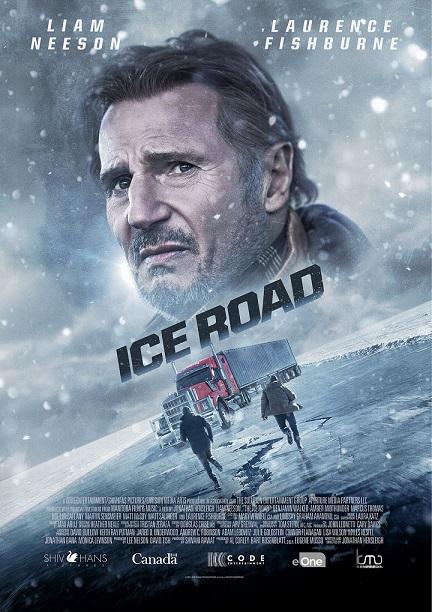 Póster de Ice Road