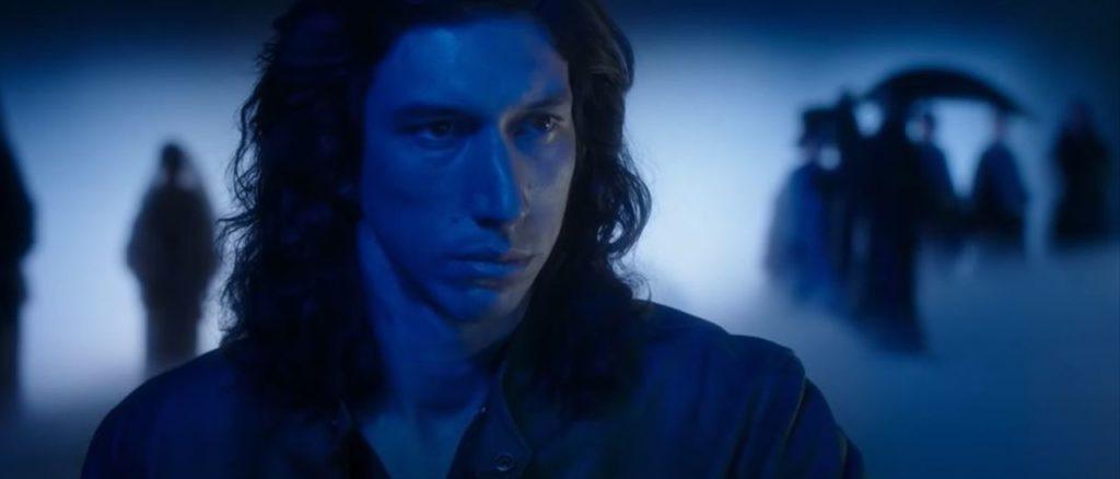 Un momento de oscuridad para Henry, que nos recuerda mucho a Kylo Ren