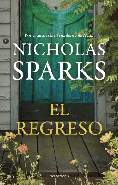 Portada de 'El regreso' de Nicholas Sparks