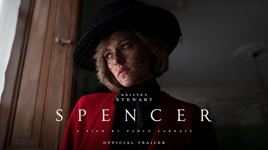 La actriz estadounidense Kristen Stewart, protagonista de la película Spencer, sobre Diana de Gales