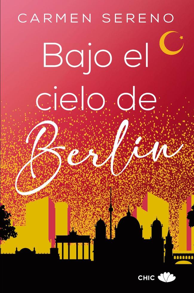 Portada de 'Bajo el cielo de Berlín' de Carmen Sereno
