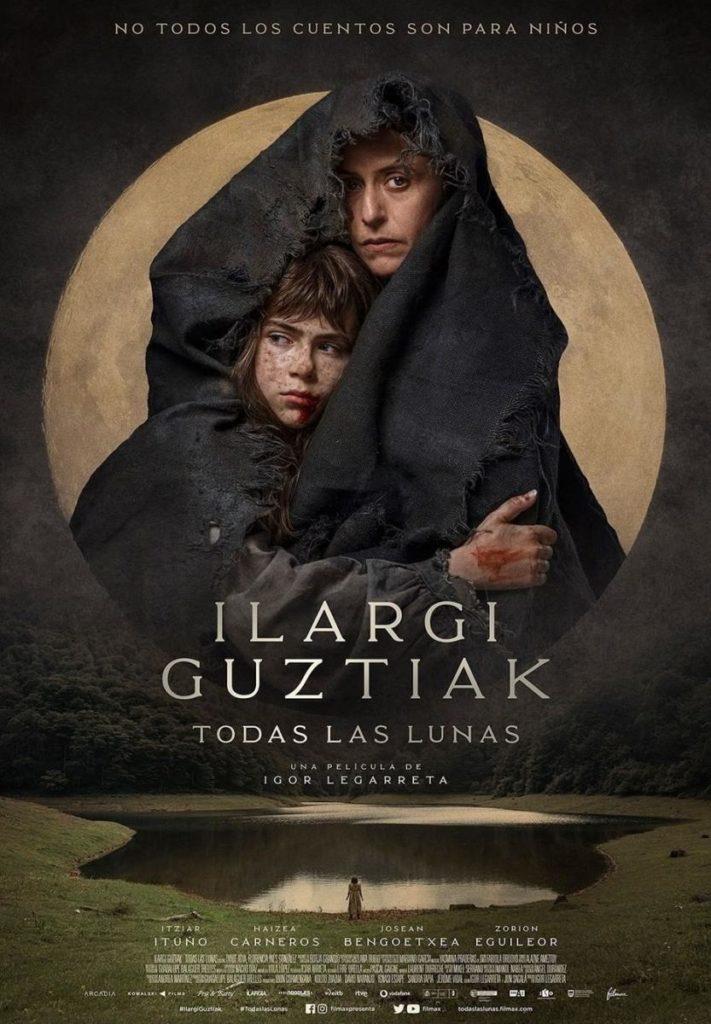 Ilargi Guztiak-Todas las lunas, X Premio San Sebastian-GipuzkoaFilmCommission