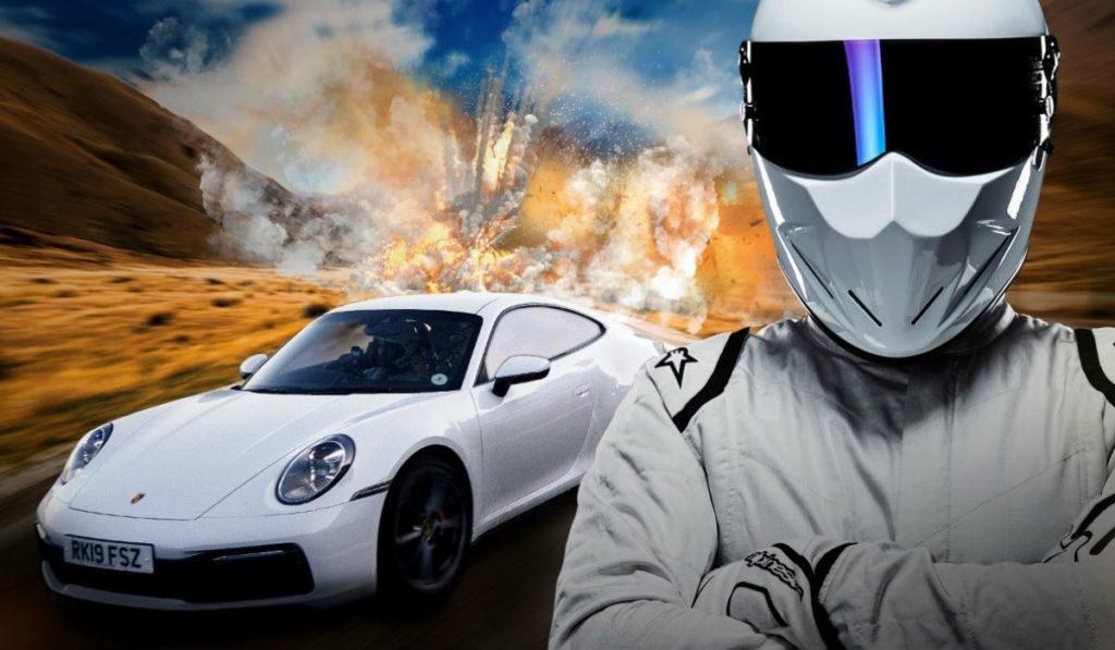 Top Gear se emite en el canal temático Blaze
