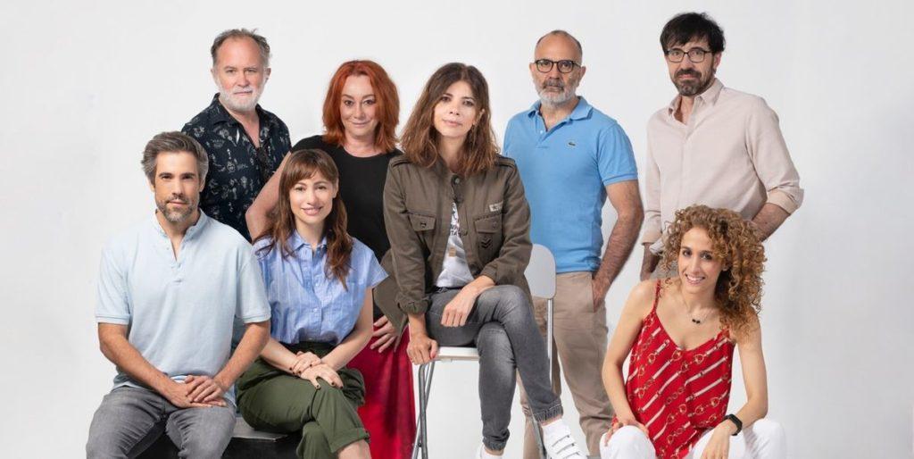 Los actores y directores de Ana Tramel