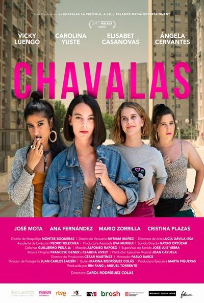 Póster de Chavalas