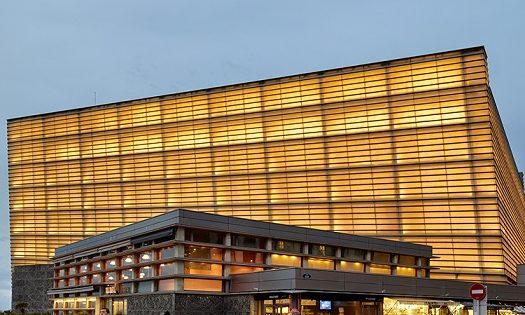 El palacio congresos Kursaal volverá a ser el epicentro del Festival