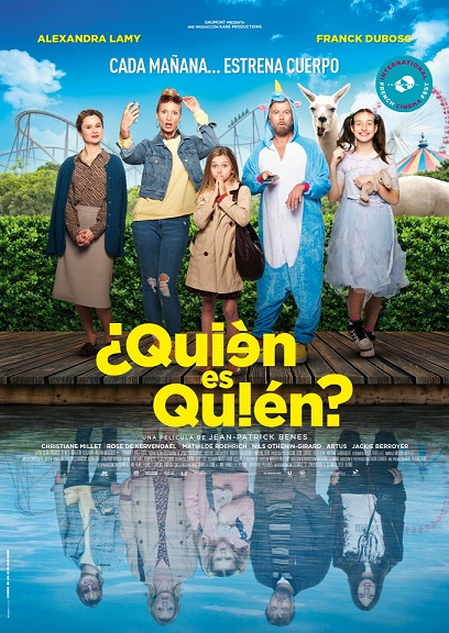 Póster de ¿Quién es quién? La segunda comedia francesa en estos estrenos del 10 de septiembre