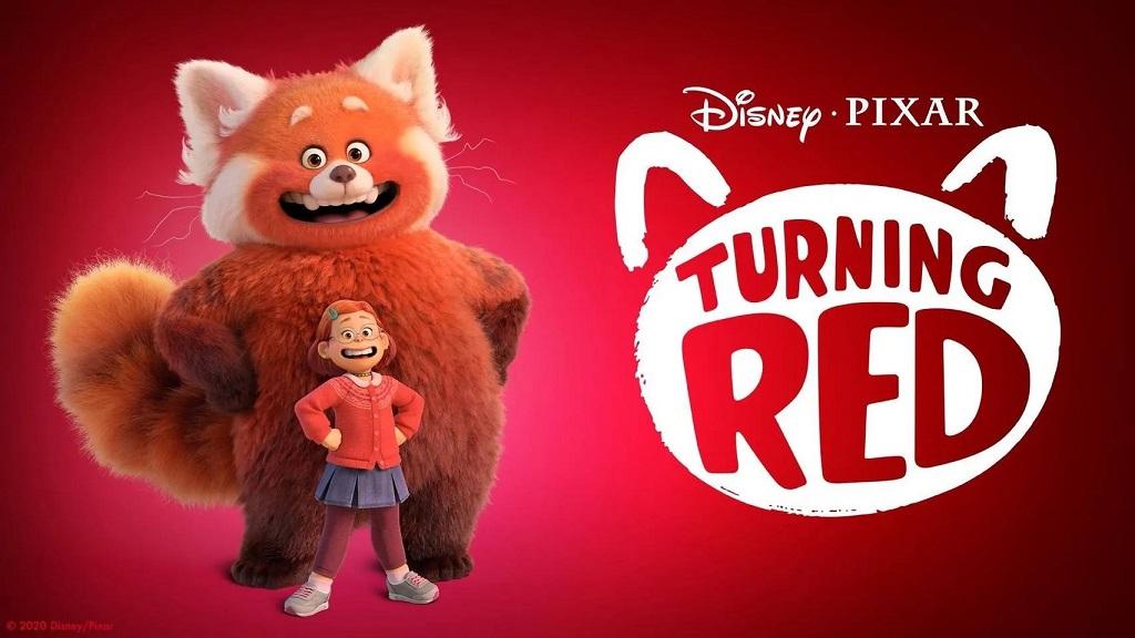 Turning Red. Parece que con esta cinta Pixar regresaría a la gran pantalla con un estreno escalonado